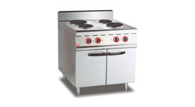 Hot Plate Hot Plate w/ Cabinet