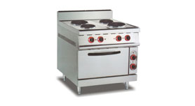 Hot Plate Hot Plate w/ Oven