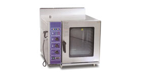 Gas Combi Oven 10 tray