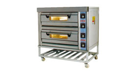 Deck Oven 2 Deck-2 Tray/ 4 Tray/ 6 Tray