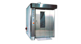 Rotary Rack Oven Electric/ Gas/ Diesel