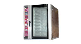 Turbo Fan Convection Oven SCB 8D