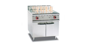 Pasta Cooker Pasta Cooker w/ Caninet